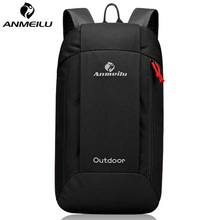 ANMEILU 10L Women Men Travel Backpack,Female Climbing Bag,Small Outdoor Camping Pack,7 Colors Children Boy Girl Sport Bag(China)