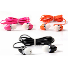 Cheap 3.5mm fone de ouvido audifonos Earphone Noise Cancelling  in Ear Audifonos Earphones For iPhone xiaomi Samsung Computer