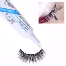 TOMTOSH Lash Glue Eyelash Adhesive Eyelash Glue Waterproof False Eyelash Accessories Blue/red Drop Free Shipping(China)