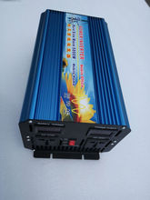10000W peak Free Shipping 5000W Power Inverter Pure Sine Wave DC 24V to AC 220V Solar/Wind/Car/Gas Power Generation Converter(China)