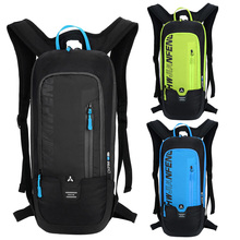 Unisex 10L Waterproof Nylon Backpack Men And Women Cycling Shoulders Bag Outdoor Sport Climbing Camping Hiking Trekking Backpack(China)