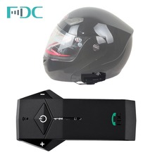 FM Radio Bluetooth Intercom Motorcycle&Ski Helmet Headsets Hand Phone Support NFC Function COLO(China)
