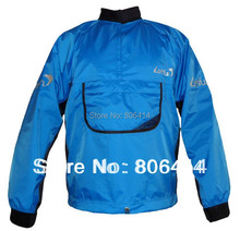 2015 lenfun Semi-dry tops,paddle jackets,spray jackets for kayak,Canoeing,Whitewater,paddling,rafting