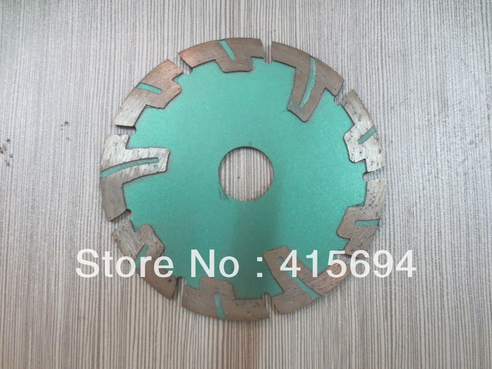 105x7x22.23-15.88mm cutting tools diamond saw cold press AG turbo diamond saw blade for bricks, granite,marble and concrete(China (Mainland))