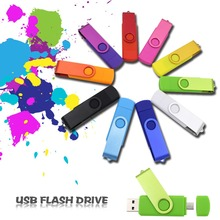 OTG usb flash drive pen drive 4gb 8gb 16gb 32gb 64gb micro usb Smart Phone pendrive external storage Memory stick for Samsung