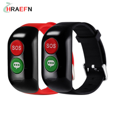 Smart Band Support sim card Old Man GPS WIFI LBS Positioning Device Elder Blood heart rate monitor watch Position Smartband