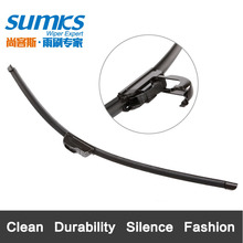 "Beam Windscreen Wiper Blades Fit Standard J Hook Arms Only 14"" 16"" 17"" 18"" 19"" 20"" 21"" 22"" 24"" 26"" Auto Parts Car Accessory"