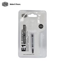 Cooler Master E1 Thermal Grease Paste Compound Silicon Scraper CPU HeatSink CPU Processor GPU Cooling paste silicone Fan Thermal(China)