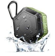 Promotion Waterproof IPX7 Bluetooth Speaker shower bath boombox hook portable active car parlante bluetooth altavoz ducha hot