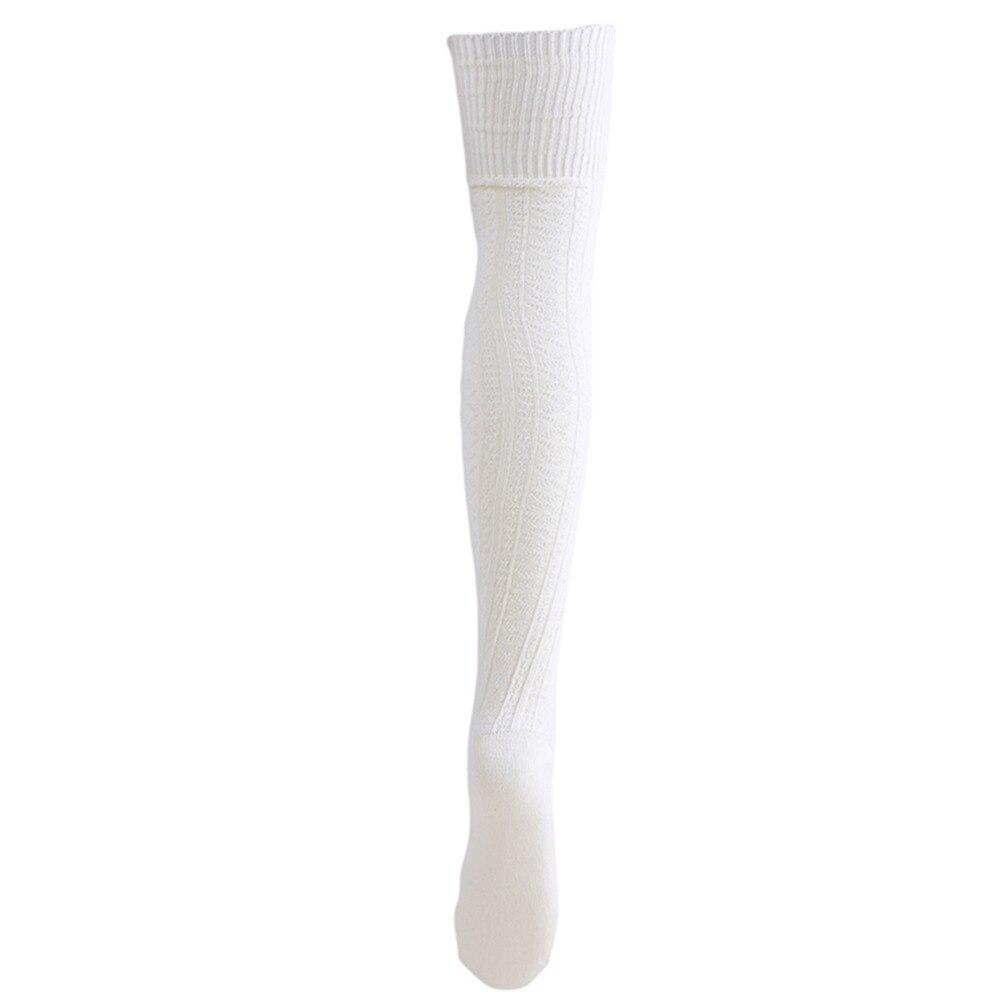 Knee Socks, Women's Cotton Thigh High Over The Knee Stockings, Ladies, Girls, Warm Long Stocking Sexy 39