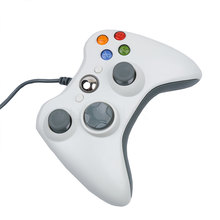 Hot Newest Arrival Game pad USB Wired Joypad Gamepad Controller For Microsoft Game System PC For Windows 7/8 Not for Xbox
