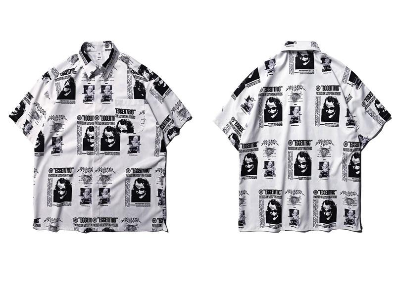Joker Angel Print Shirts 1