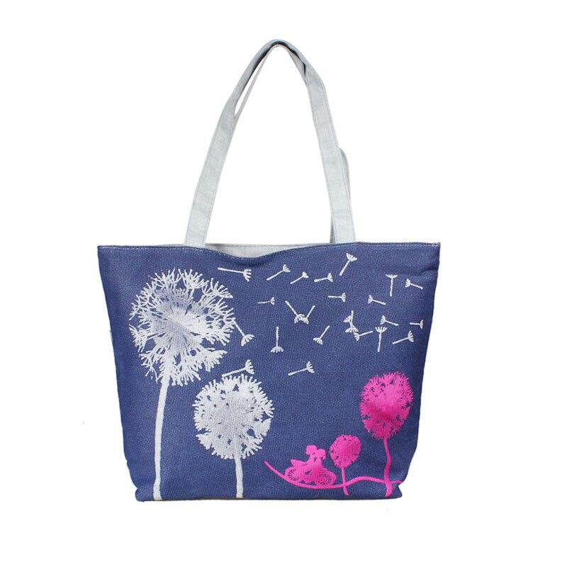 Women Shoulder Bags Handbag Purse Messenger Bag 2016 New Arrival Handbags Beach Bag Satchel Shopping Dandelion<br><br>Aliexpress