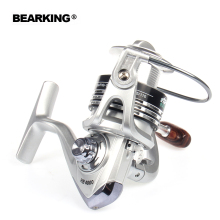 New model Bearking 2017 Fishing Reel Fishing Spinning Reel 5.2:1 Light Aluminum Fishing Reel Wheel Series Free shipping