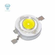 100pcs a Lot 1W CREE High Power LED Light-Emitting Diode LEDs Chip 2W 3W 5W SpotLight DownLight Diodes Lamp Bulb For DIY LED RGB(China)