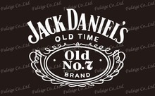 jack daniel's happy hour flag,jennessee sour mash whiskey banner, flag king , polyster flag(China)