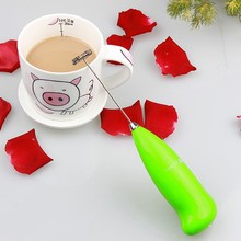 Coffee Milk Drink Electric Whisk Mixer Frother Foamer Egg Beater Electric Mini Handle Mixer Stirrer Kitchen Tool