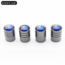 4pcs/lot Australian flag Car Bike Moto Tires Wheel Valve Cap Covers Car Styling for Audi Ford Bmw VW Toyota Fiat chevrolet skoda