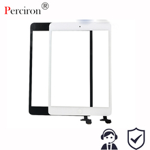 New 7.9'' inch digitizer touch scree Panel for ipad mini 2 Retina with IC Connector + Home Button Flex Tablet PC protection(China)