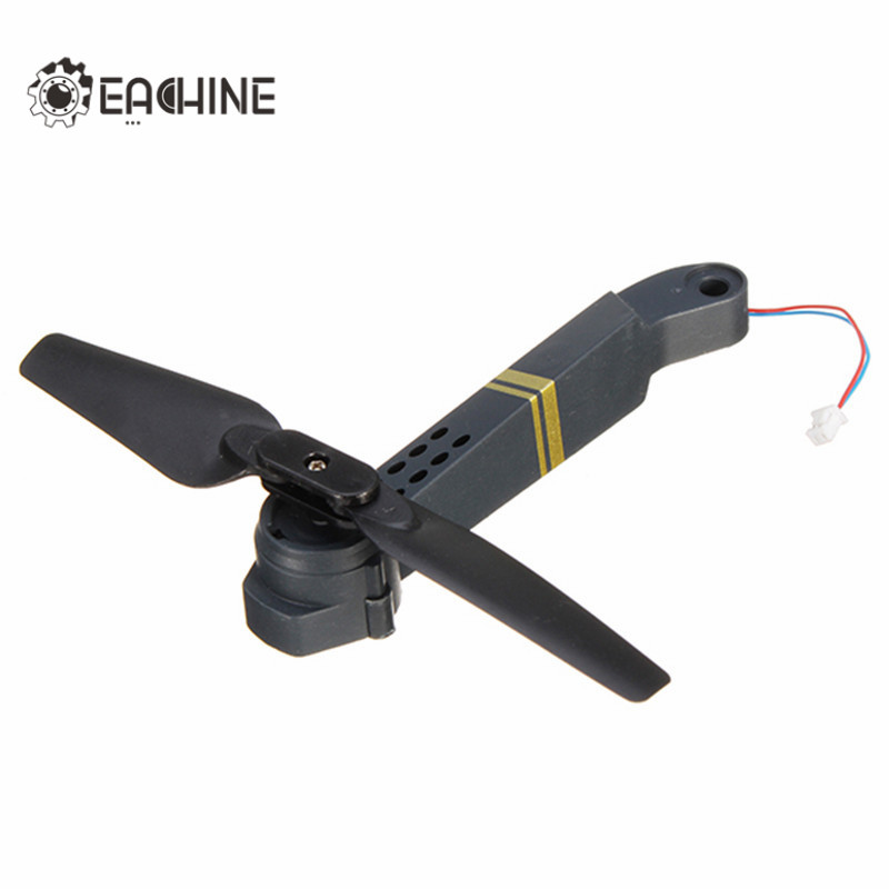 Eachine E58 RC Drone Axis Arms with Motor and Propeller 1