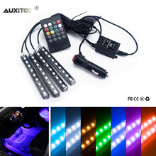 Led Car Atmosphere Lights For BMW Audi Mercedes benz VW Toyota Lincoln Citroen Volvo Lexus Infiniti Alfa Romeo GMC Seat Leon
