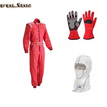 2015 New FIA Auto Cardin / drift piece racing suit / racing coveralls fireproof fire retardant racing suit