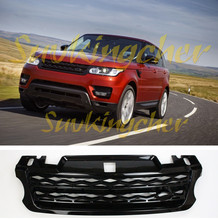 High quality for Land Rover Range Rover sport 2014 2015 2016 2017 front grille front mesh grill
