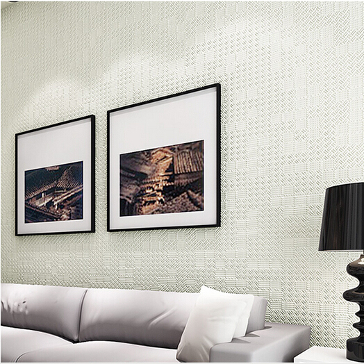 new arrive mosaic designs non-woven wallpapers for bedroom papel de parede 3d paisagem 4 colors selection<br>