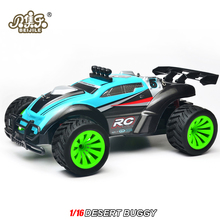 BEIJILE 1:16 RC Car Drift Highspeed Truck voiture telecommande Off-Road Racing Model Car toys gift of children(China)