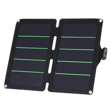 1pcs 11W 5V USB Output Folding Solar Panel Charger Portable Super Slim Sunpower Solar Panel for Phone Camera PSP 5V Device