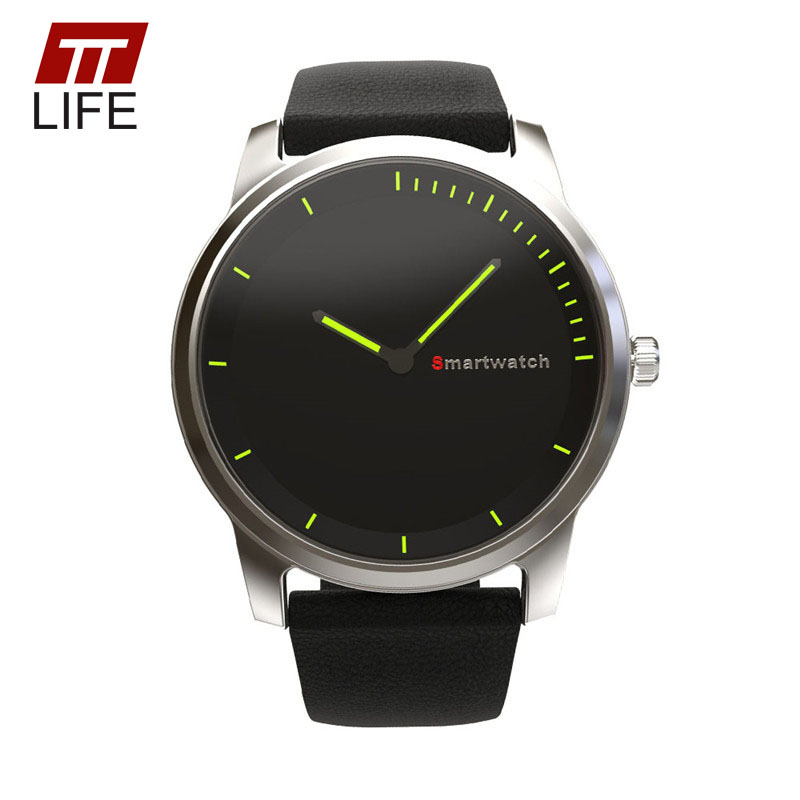 TTLIFE Brand Smart Watch Bluetooth Anti lost Heart Rates Monitor Smart Alarm Pedometer Sports Smartwatch For IOS Android Phone<br><br>Aliexpress
