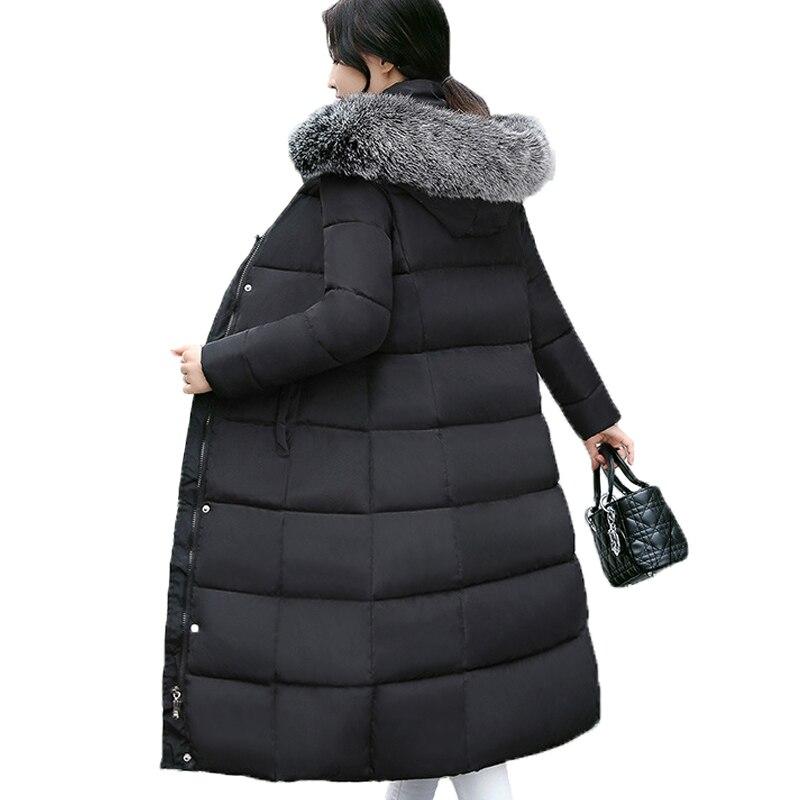 New Parkas Female 2017 Women Winter Coat Thickening Cotton Winter Jacket Womens Outwear Parkas for Women WinterÎäåæäà è àêñåññóàðû<br><br>