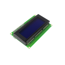 LCD Module Display Monitor LCD2004 2004 20*4 20X4 5V Character Blue Backlight Screen and IIC I2C for arduino DIY KIT