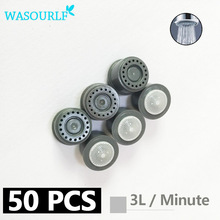 50 pieces 2L 3L 4L 6L 8L water saving faucet aerator 24mm male 22mm female thread tap device bubbler free shipping wholesale(China)