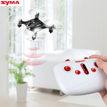 Buy X20 Syma Pocket Drone RC Helicopter 6-aixs Gyro 2.4G 4CH Remote Control Toys RC Quadcopter Aircraft Mini Dron Without Camera for $26.90 in AliExpress store