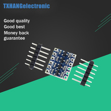 Buy 5PCS IIC I2C Logic Level Converter Bi-Directional Board Module 5V/3.3V DC Arduino Pins for $1.21 in AliExpress store