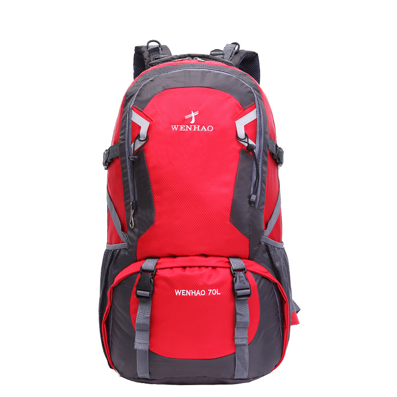 70L Outdoor Sports Hiking Camping Backpack Travelling Rucksack Cycling Bicycle Bike Backpack Bags<br><br>Aliexpress