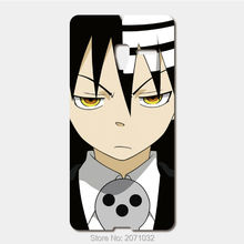 For Alcatel One Touch Pixi 3 4/4.5/5 inch IDOL 2 3(4.7/5.5) POP 3 OT5025D C5 Anime Soul Eater Patterned Cover Shell Phone Case(China)