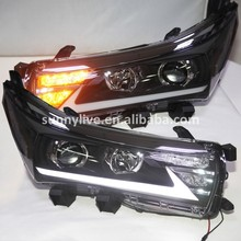 2014-2015 Year For Toyota For Corolla Led Headlight For Lexus Style Head lamps YZ(China)