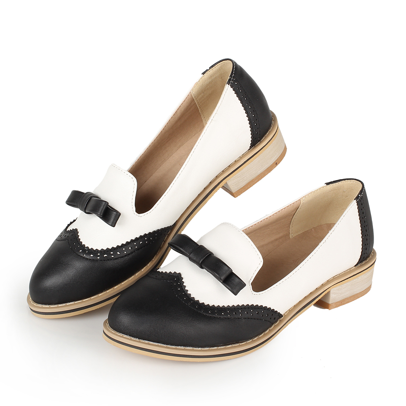 new women shoes spring autumn low heels shoes woman sweet elegant bowtie Pointed Toe party wedding shoes ladies pumps<br><br>Aliexpress