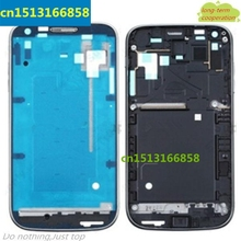 Genuine New Black color For Samsung Galaxy S2 GT-I9100 Front Housing With Middle Plate Housing Cover