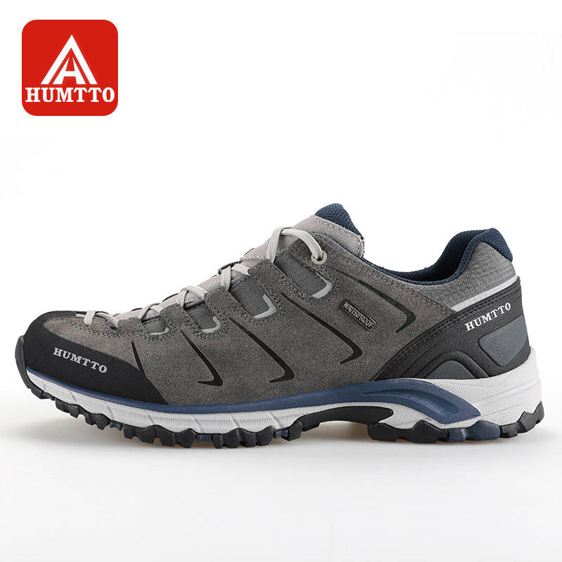 HUMTTO Walking Shoes Man Winter Outdoor Sneakers Woman Water Repellent Anti-collision and Comfortable Trekking Shoes<br>