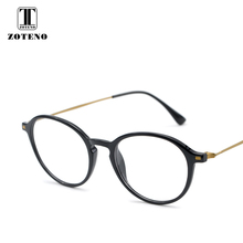 TR90 Round Eyewear Frame Women Fashion Rivet Oliver Peoples Optical Myopia Prescription Clear Computer Eyeglasses Frame #2182(China)