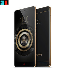 "Original Nubia Z11 5.5"" Cellphone 4GB/6GB RAM 64GB/128GB ROM Mobile Phone Snapdragon 820 Quad Core 16.0MP Fingerprint NFC(China)"