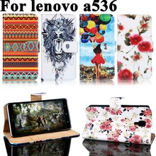 Buy PU Leather Phone Case Lenovo A536 A358T 536 5.0 inch housing Case cover Mobile Phone Bag Lenovo A536 A358T 536 Shell for $3.28 in AliExpress store