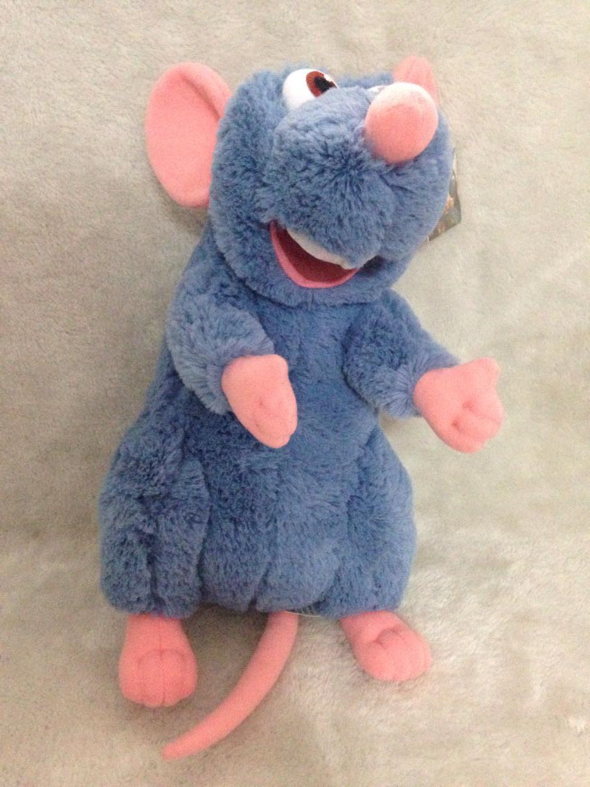 Pixar Ratatouille Plush Remy Rat Doll Toy 30cm Mouse Plush Toys<br><br>Aliexpress