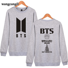 K-pop Capless Hoodies And Sweatshirt For Couples Popular Bangtan Hip Hop Hoodies Women Winter Fashion Casual Female Clothes