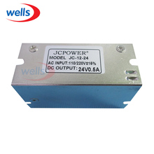 1 pcs AC DC 24V 0.5A  Power Supply 110/240V Switching Transformer Charger Adapter Led Driver Converter  for LED Strip Light