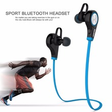Original Excelvan Q9 Wireless Bluetooth Earphones Earbuds Bluetooth Sports Earphone Headsets for iPhone/Android Smartphones(China)