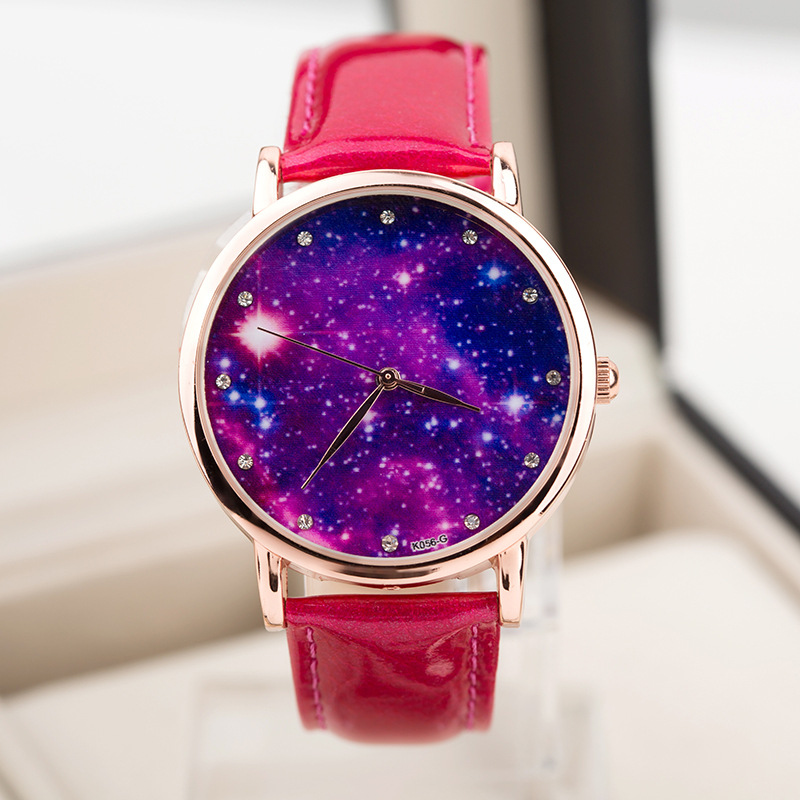 2015 Hot Sale Woman Casual Watch 7 Model Star Series High Quality Water proof Quartz Watch relogio feminino Dress Watch<br><br>Aliexpress